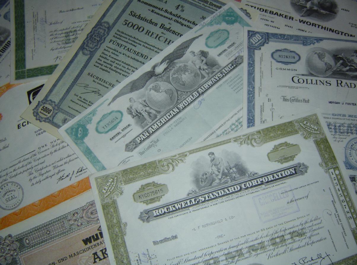 Ордерными ценными бумагами являются это