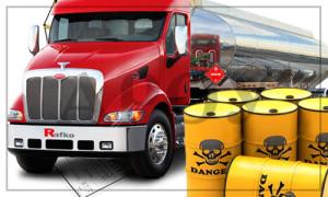 Лицензия на перевозку опасных грузов