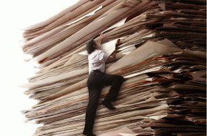 Восстановление документов предприятия
