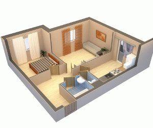 Возможность перепланировки квартир