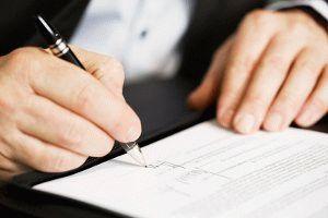Составление договора и сопровождение переговоров покупки ценных бумаг за рубежом