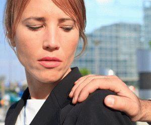 Сексуальные домогательства в рабочих отношениях