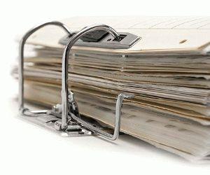 Составление информационно-правовой документации