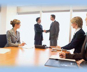 Помощь в управлении бизнесом