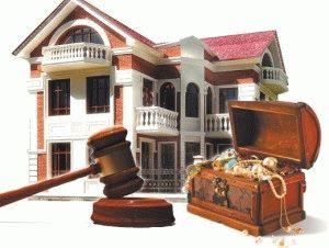 Юридическая помощь в получении прав на наследство по закону.