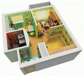 Юридическая помощь по реконструкции квартир и нежилых помещений.