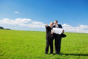Приобретение юридическими лицами права собственности на землю.