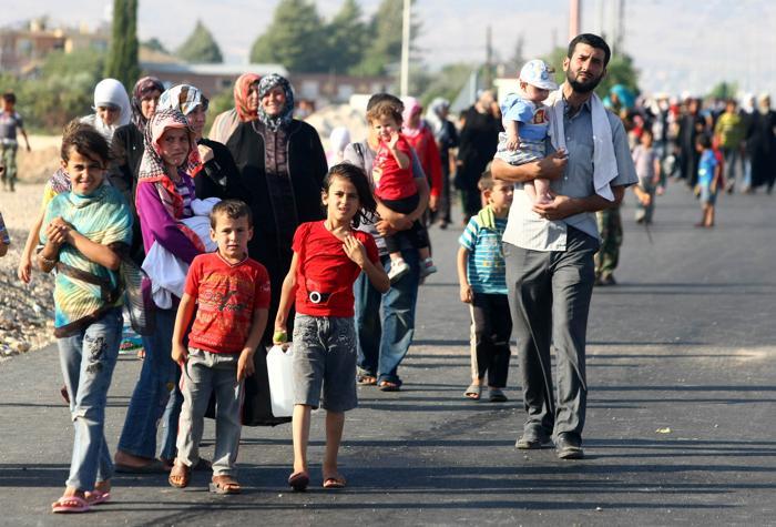 Беженцы - статус
