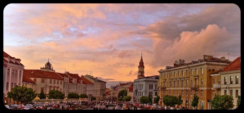Панорама_Ратушная_площадь,_Вильнюс