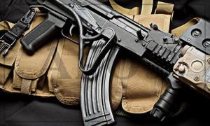 незаконное обращение с оружием
