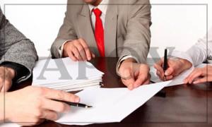 юридическое сопровождение переговоров