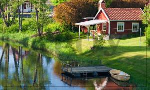 Как прописаться на даче или в садовом доме