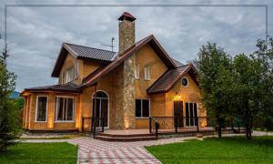 Садовый дом - жилой дом