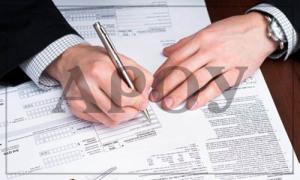 оформление бухгалтерских документов