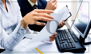 создание электронной учетной базы